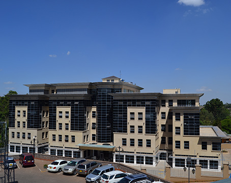 Building at Regus Village Market, 2nd Floor, Eaton Place, United Nations Crescent in Nairobi 1