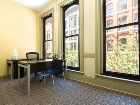 Regus Business Centre in Downtown - The Cosby Building