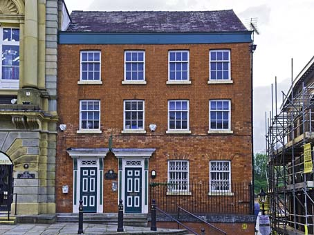 Stockport, Merchants House (Evans Easyspace)