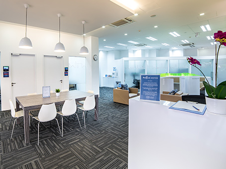Singapore, Regus Express Toa Payoh Public Library