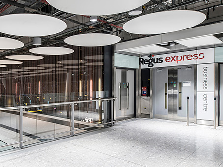 Regus Business Centre in Heathrow, Terminal 5 (Regus Express)