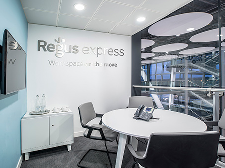 Heathrow, Terminal 5 Regus Express