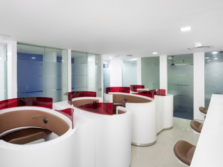 Regus Business Lounge in Chennai, Prince Infocity II