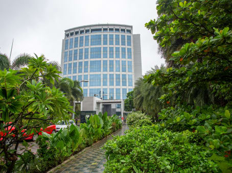 Regus Office Space, Chennai, Prince Infocity II