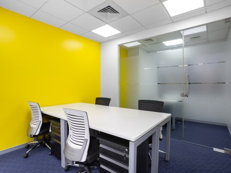 Regus Office Space in Chennai, Prince Infocity II