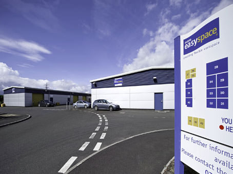 Bathgate, Easter Inch - Workshops (Evans Easyspace)