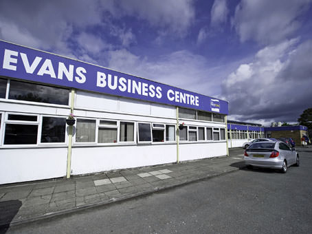 Bellshill, Bellshill Industrial Estate - Storage (Evans Easyspace)