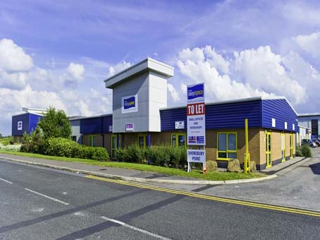 Blackpool, Blackpool Business Park - Workshops (Evans Easyspace)