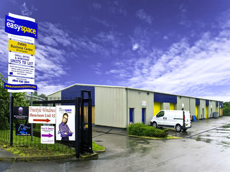 Dinnington, Nobel Way - Workshops (Evans Easyspace)