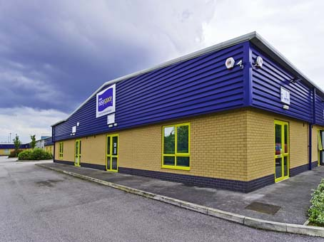 Ellesmere Port, North Road - Workshops (Evans Easyspace)