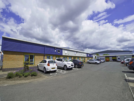 Glasgow, Glasgow Business Park - Workshops (Evans Easyspace)