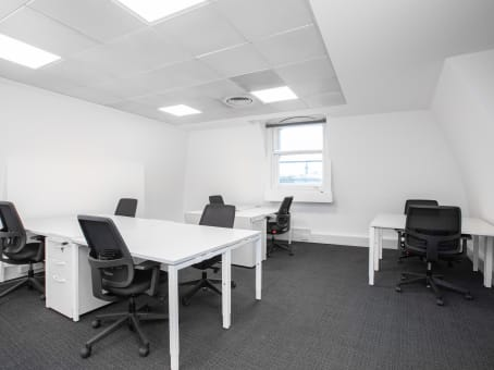 Regus Office Space in London Trafalgar Square