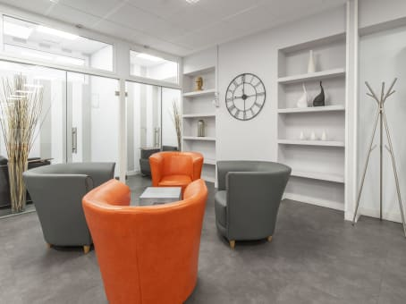 Regus Business Lounge in Madrid Pinar-Salamanca District