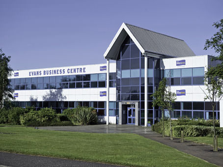Regus Office Space, Kirkcaldy, Mitchelston Industrial Estate - Workshops