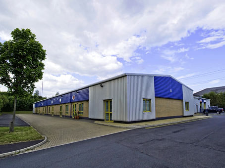 North Shields, Orion Business Park - Workshops (Evans Easyspace)