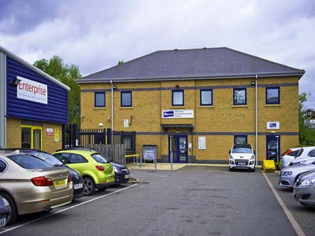 Regus Office Space, Oldbury, Roway Lane - Workshops