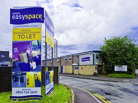 Regus Office Space, Rochdale, Town Centre - Storage