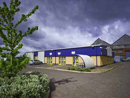Regus Office Space, West Bromwich, Middlemore Road - Workshops (Evans Easyspace)