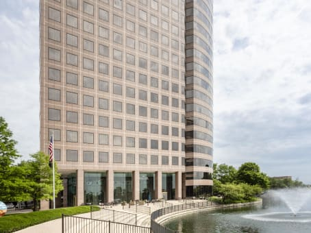 Regus Virtual Office, Illinois, Oak Brook - One Lincoln Center