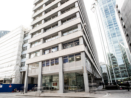Regus Business Centre, London, Moorgate