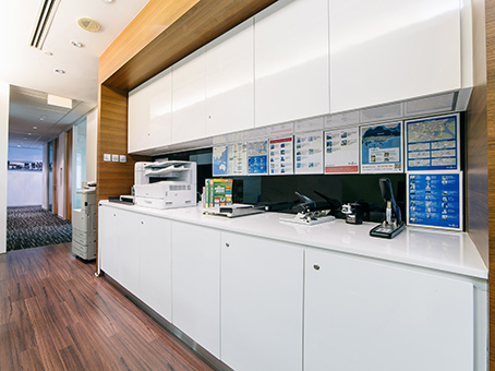 Regus Business Lounge in Singapore UOB Plaza 1 Centre