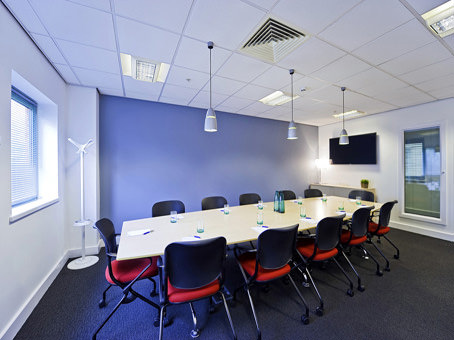 Regus Business Centre in Sheffield, Meadowhall (Regus Express)