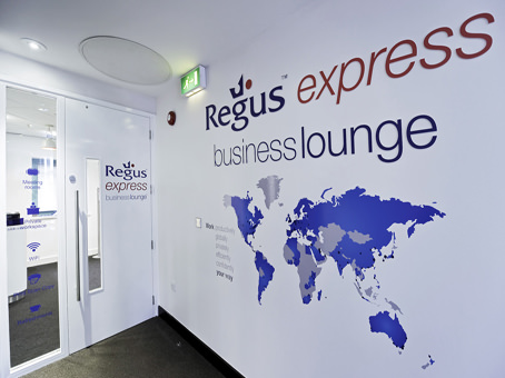 Sheffield, Meadowhall Regus Express