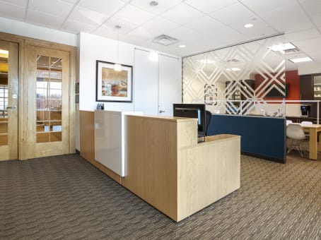 Regus Business Centre in Crosstown Corporate
