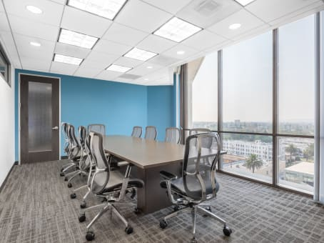 Regus Business Centre in 8383 Wilshire