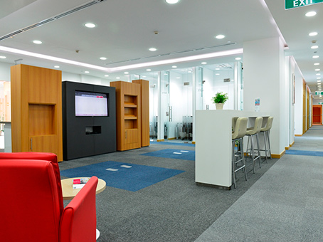 Regus Business Lounge in Cairo, Smart Village