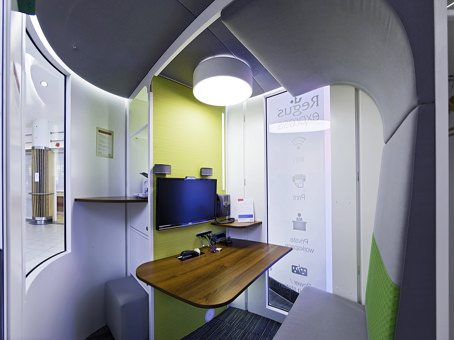 Regus Business Centre in Baldock Services (Regus Express Workpods)