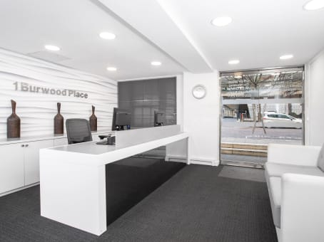 Regus Office Space in London, Burwood Place