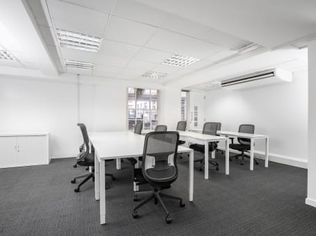 Regus Virtual Office in London, Burwood Place