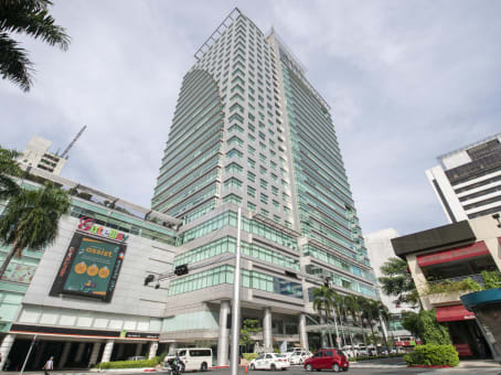 Building at 5/F Gateway Tower, Gen. Roxas Avenue cor. Gen. Aguinaldo Avenue, Araneta Center, Cubao, Quezon City in Manila 1