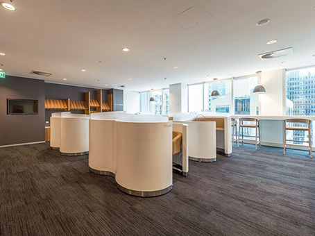 Regus Business Centre in Melbourne, 555 Lonsdale Street