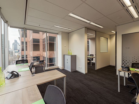 Regus Office Space in Melbourne, 555 Lonsdale Street