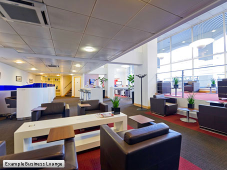 Regus Business Lounge in Makkah, Chamber of Commerce Building