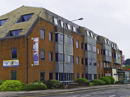 Regus Virtual Office, Pinner, Marsh Road