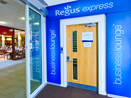 Chester, Broughton Shopping Park Regus Express