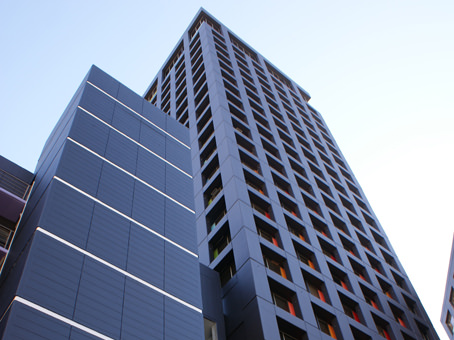 Building at Level 31, 2-6 Gilmer Terrace in Wellington 1