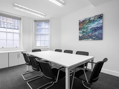 Regus Business Centre in London, Regent