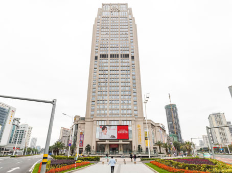 Building at 12/F, WFC No. 1009 Middle Jiuzhou Avenue, Jida, Xiangzhou District, Guangdong Province in Zhuhai 1
