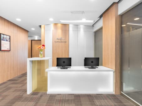 Regus Office Space in Zhuhai, WFC