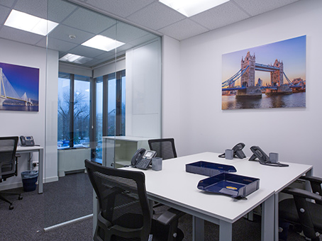 Regus Virtual Office in Istanbul, Altunizade