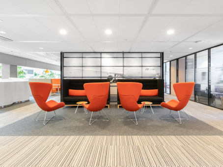 Regus Business Centre in Schiphol, The Base
