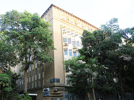 Mumbai, Churchgate - Mafatlal House