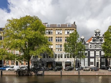 Building at Herengracht 124-128 in Amsterdam 1