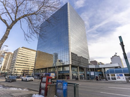 Building at 10665 Jasper Avenue, 14th Floor in Edmonton 1