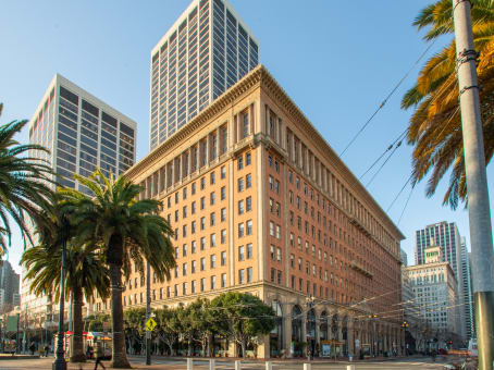 Regus Business Centre, California, San Francisco - One Market Street