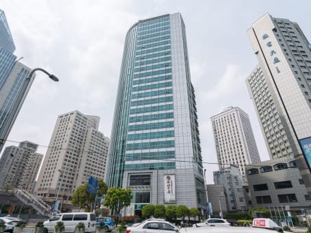 Building at 22/F, Centro, No. 568 Hengfeng Road, Zhabei District in Shanghai 1